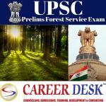 UPSC Preliems Forest service exam